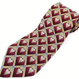 JOS. A BANK Corporate Collection Silk Tie NWOT 153